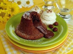 Receita de petit gâteau com avelã perfeita para os dias mais frios