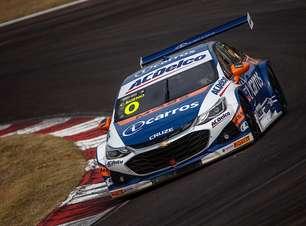 Frio recorde marca rodada dupla da Stock Car em Curitiba