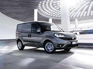Fiat Doblô Cargo 2021: veja os detalhes do furgão italiano