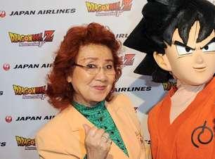 """Comic-Con: Novo filme de Dragon Ball será """"incrível"""", diz dubladora"""
