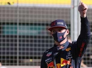 """Verstappen reconhece que ainda está """"um pouco machucado"""" por batida em Silverstone"""