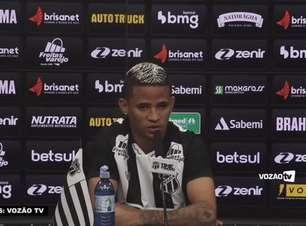"""CEARÁ: Erick fala sobre o seu insucesso no futebol europeu: """"Me faltou oportunidade"""""""