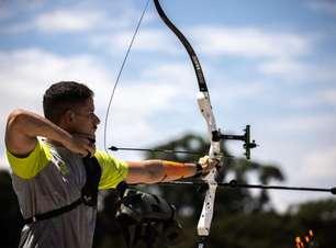 Marcus D´Almeida fica com o vice no mundial de tiro com arco