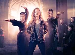 """Começa a produção da 2ª temporada de """"Warrior Nun"""""""