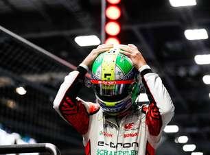 Só desespero explica estratégia de Di Grassi na Fórmula E, avalia Gabriel Carvalho