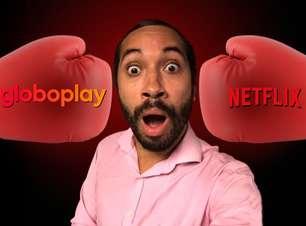 Deboche da Globo com a Netflix envolve rivalidade e milhões