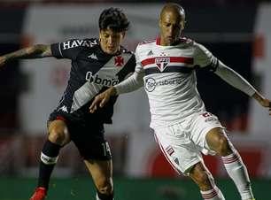 Ataque promissor, defesa ruim: o que o Vasco pode levar para a Série B de um jogo contra um time da Série A