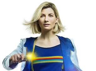 "Jodie Whittaker anuncia saída da série ""Doctor Who"""