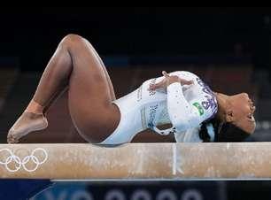 Para chegar ao pódio nos Jogos, Rebeca treinou o coração