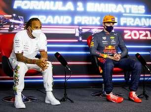 "Ricciardo e Russell inocentam Hamilton por batida na Inglaterra: ""Incidente de corrida"""