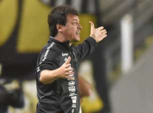 Diniz diz que pretende contar com Kaio Jorge no Santos até dezembro