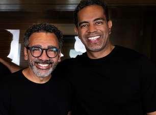 Jair Oliveira e Simoninha anunciam startup de tecnologia e música