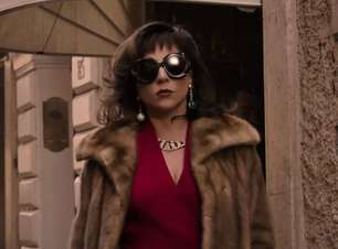 "Lady Gaga está deslumbrante no tralier de ""House Of Gucci""; veja!"