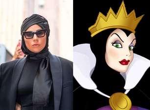 """Lady Gaga em """"Branca de Neve e os Sete Anões""""?"""