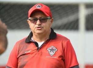 Raimundo Wagner celebra dois anos no comando do Atlético-CE e espera concluir o contrato restante