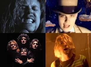 Os 40 melhores clipes de rock, segundo a Rolling Stone