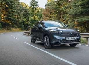 Nova geração do Honda HR-V faz 18,5 km/l de gasolina