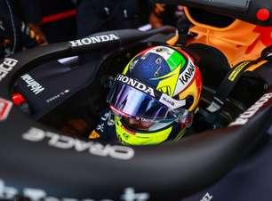 Pérez celebra 4º lugar no grid na Hungria e vê Mercedes com mais ritmo