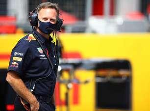 """""""Vai ser um começo emocionante"""", diz Horner sobre a largada do GP da Hungria de F1"""