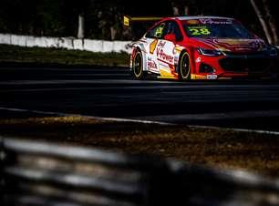 Galid Osman coloca a Shell no top5 do grid da Stock Car em Curitiba