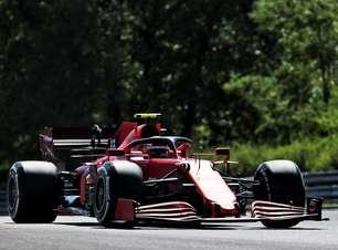 Ferrari F1 decepcionada com qualificação na Hungria