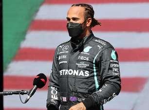 Hamilton se surpreende com estratégia de pneus da Red Bull F1 na Hungria