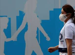 Em meio à Olimpíada, Tóquio supera recorde de covid-19: 4 mil casos