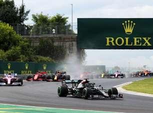 GP da Hungria 2021: acompanhe o ao vivo da corrida da F1 no Hungaroring