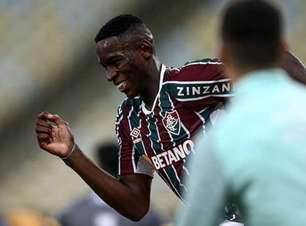 Decisivo, Luiz Henrique celebra classificação do Fluminense e ressalta confiança no elenco
