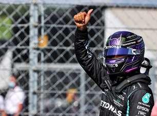 """Hamilton sobre F1 na Hungria: """"Hoje foi definitivamente difícil"""""""