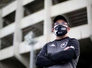 Sob o comando de Enderson Moreira, Botafogo conquista terceira vitória consecutiva e melhora desempenho