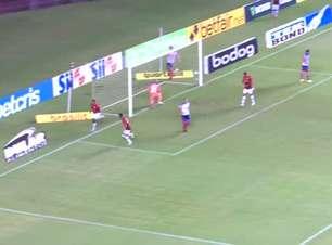 SÉRIE A: Gol de Bahia 0 x 1 Sport