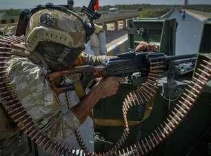 Talibãs atacam aeroporto de Kandahar, 2ª maior cidade do Afeganistão