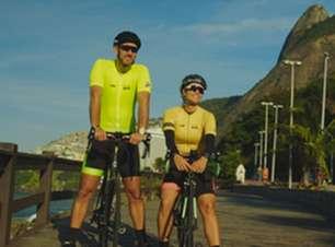 Etapa do Tour da França no Rio lança uniformes dos ciclistas