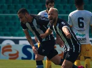 Santa Cruz perde para o Manaus e segue na lanterna da Série C