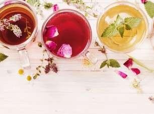 Os melhores chás para esquentar o seu inverno