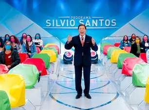 Silvio Santos ironiza auditório reduzido no SBT e cita João Doria