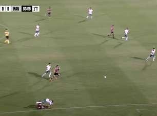 SÉRIE C: Gols de Santa Cruz 1 x 2 Manaus