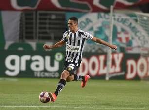 Kaiky embala sequência como titular e recupera confiança no Santos