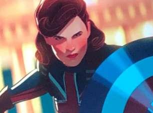 Hayley Atwell continuará em futuras produções animadas das Marvel