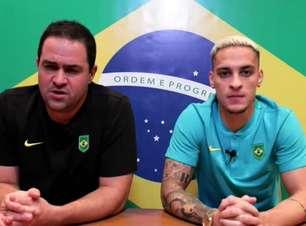"""SELEÇÃO MASCULINA: Jardine analisa equipe brasileira com convocados de """"última hora"""""""