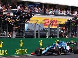 Análise da F1: vitória de Ocon, superação de Hamilton