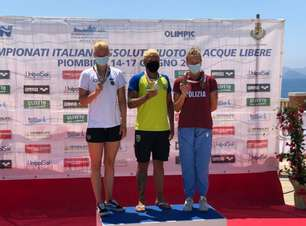 Esperança de pódio, Ana Marcela busca nos Jogos a consagração na maratona aquática