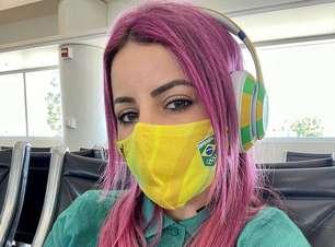 Tóquio: cabelos multicoloridos dos atletas chamam a atenção