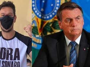 João Vicente diz que seu esporte preferido é deixar de seguir quem curte Bolsonaro