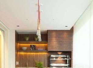 +65 Modelos de Apartamento com Varanda Gourmet para se Inspirar