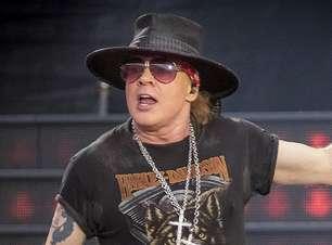 """Guns N' Roses mostra a (inédita) """"Absurd"""" durante show em Boston"""