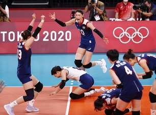 Coreia do Sul bate a Turquia e pode pegar o Brasil na semi
