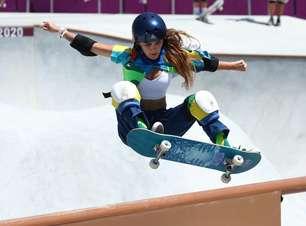Dora e Yndiara exaltam experiência inédita no skate olímpico