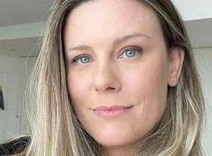'Aprendizado', diz Daiana Garbin sobre amamentação